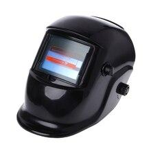 Pro Solar Auto Verdunkelung Schweiß Helm Maske Arc Tig Mig Schleifen Schweißer Kappe