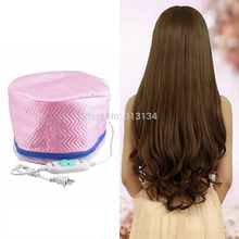 1pc Electric hair trimmer Electric Hair Thermal Treatment Beauty Steamer SPA Nourishing Hair Care Cap Big Sale