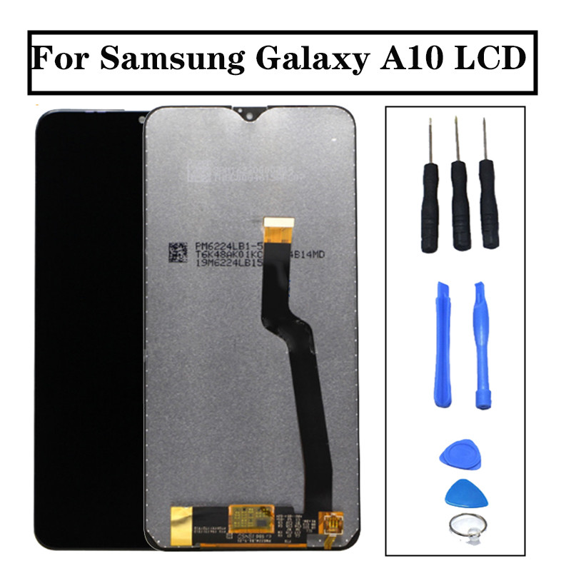 0f58d729e87be8 6.2''For Samsung Galaxy A10 lcd Digitizer A105/DS A105F A105FD A105A Display  Touch Screen Digitizer Assembly For Samsung A10 lcd