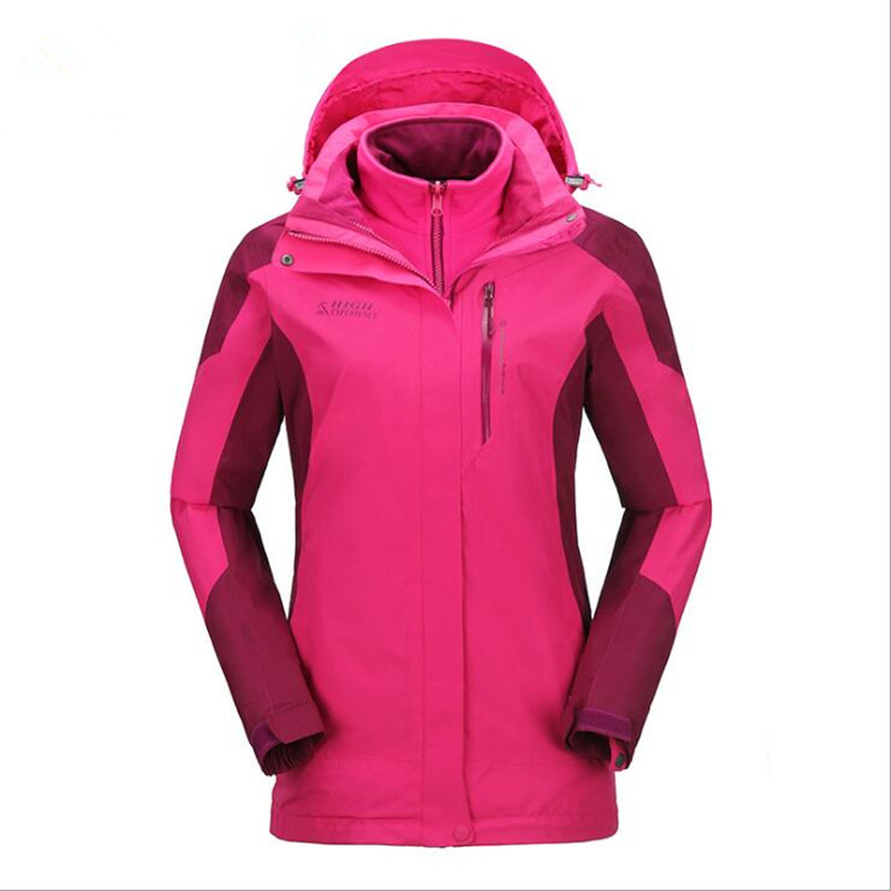 High Experience Climbing Softshell font b Jacket b font Female font b Women b font Autumn