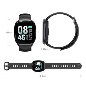 Image 5 - フィットネストラッカースマート睡眠血圧心拍数モニター音楽制御防水スポーツ腕時計 Ios アンドロイド