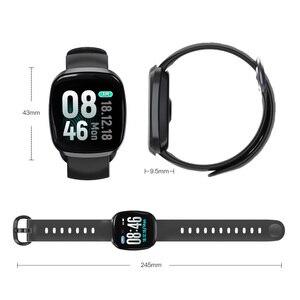 Image 5 - 피트니스 트래커 스마트 시계 수면 혈압 심장 박동 모니터 음악 제어 방수 스포츠 손목 시계 ios 안드로이드에 대한