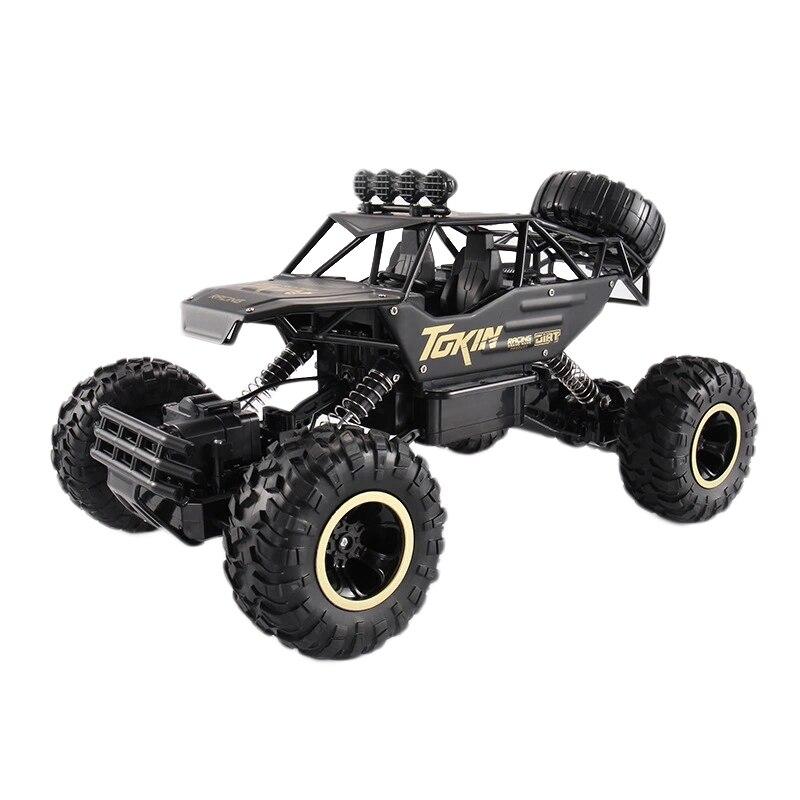 1/12 Rc voiture 4Wd escalade voiture Double moteurs lecteur Bigfoot voiture télécommande modèle tout-terrain véhicule jouets pour garçons enfants