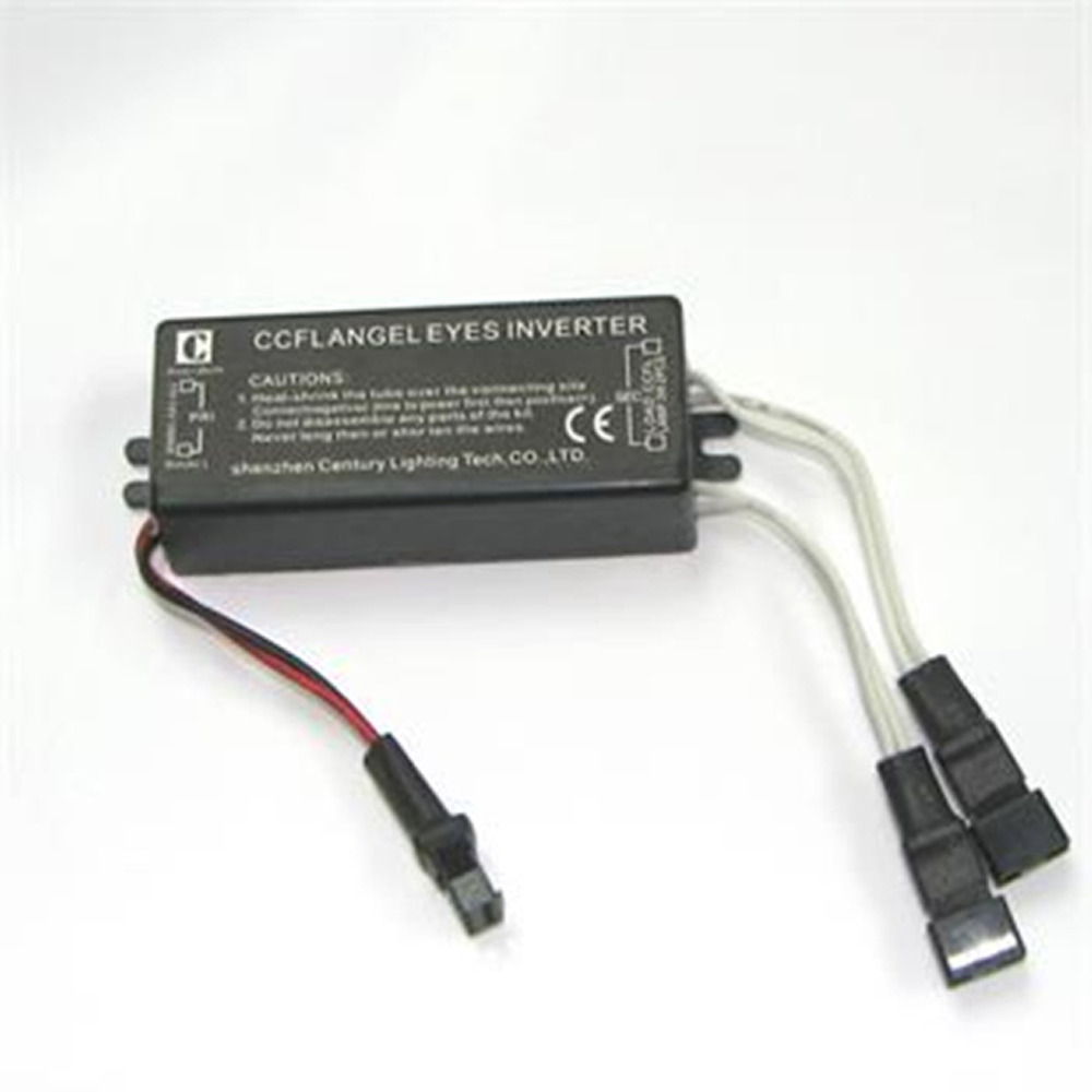 DC 12V CCFL inverter for CCFL angel eyes light lamp bulb halo ring spare ballast fit for BMW E36 E46 and all cars hot selling