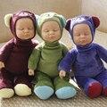 Crianças besouro Boneca Bonito do urso do sono placarders boneca de pelúcia brinquedos do bebê boneca 022601