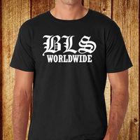 T Shirt 2018 New Fashion 2018 Men O Neck Short Sleeve Bls Black Label Society Worldwide