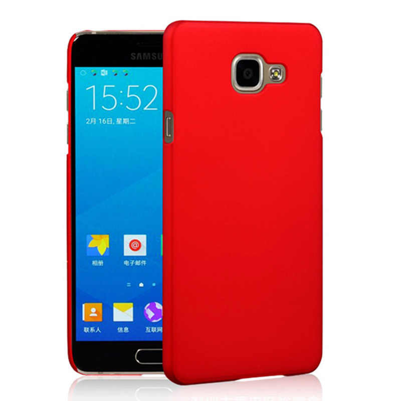 Frosted Hard Cover Case untuk Samsung Galaxy A5 2017 A3 2017 A3 A5 J1 J3 J5 J7 2016 S3 S4 s5 Mini S6 Edge S7 Edge Note 4 5 Note5