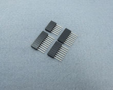 5*6Pin  10*8Pin 5*10Pin toal 20pcs 2.54 mm Stackable Long Legs Female Header For Arduino Shield