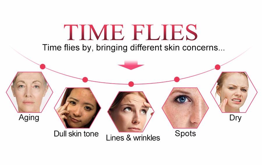 2 Whiten Moisturiz Anti Aging Acne Wrinkle