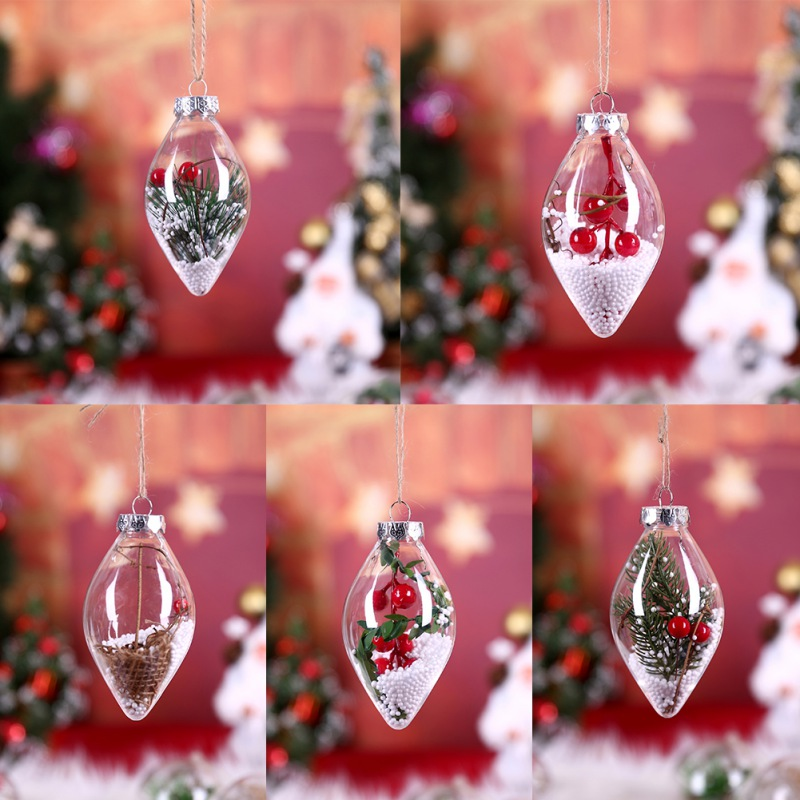 Clear Plastic Ornaments Fillable Christmas Tree Balls For Garden Patio Home  Wedding Anniversary Christmas Decorations-in Pendant & Drop Ornaments from  Home ... - US $1.0 22% OFF Clear Plastic Ornaments Fillable Christmas Tree Balls For  Garden Patio Home Wedding Anniversary Christmas Decorations-in Pendant &