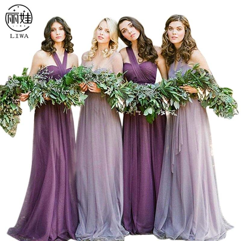 Excepcional Elegantes Vestidos De Damas De Honor Ilustración ...