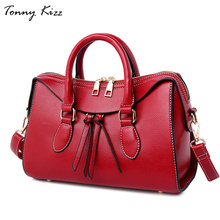 Tonny Kizz luxury handbags women tote bags designer female shoulder leather ladies crossbody hobos bolsa feminina new