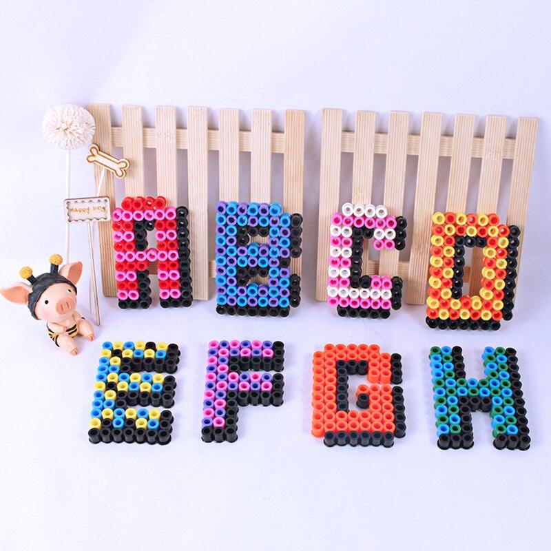 Mixte couleur 10mm 2000 pcs en bouteille écologique bricolage hama perler 3D melty fer Jouets pour artisanat enfants artisanat perles Cadeau livraison gratuite - 4