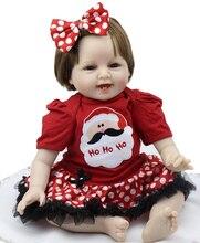 Muñeca reborn de 55 cm Ho Ho Ho