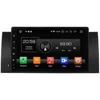 Android 8.0 3G 4G WIFI 4 GB RAM 32 GB RAM Octa Core auto dvd autoradio gps navigation Radio Für BMW 5 Serie E39 1996-2001
