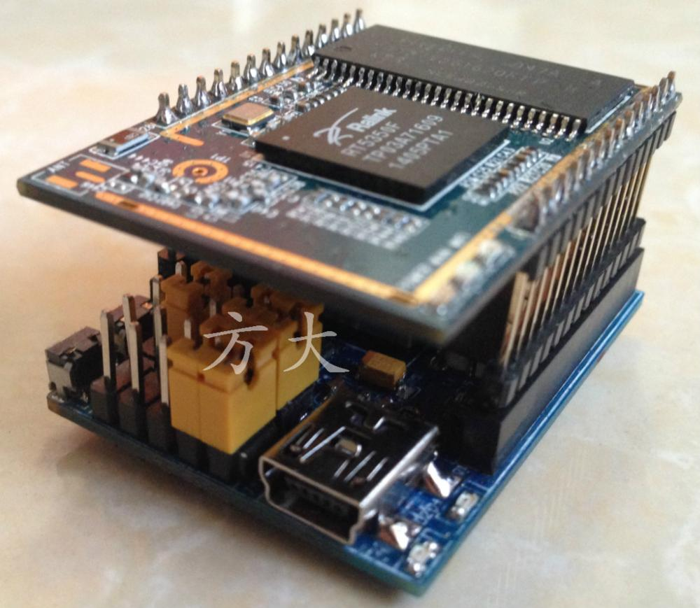 For Wifi Development Board Module Rt5350 Wireless Circuit W Sdk Hdk Information Router Mini Linux Computer Video Program In Network Cards From Office On