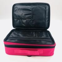 2018 Professional Makeup Bag Women Cosmetic Bags Case High Quality Oxford Female Korean Makeup Box Large