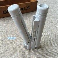 Joyero Fuente Mini Visera Plegable Iluminación LED 150X Microscopio Digital Con Luz Lupa Plegable