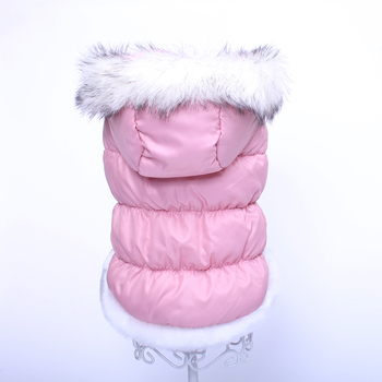 Dog Cat Winter Warm Coat Jacket Dress Pet Puppy Hoodie Winter Warm Clothes Apperal neko atsume cat new cosplay daily hoodie girl lovely sweater winter cloak hoodie warm coat costume