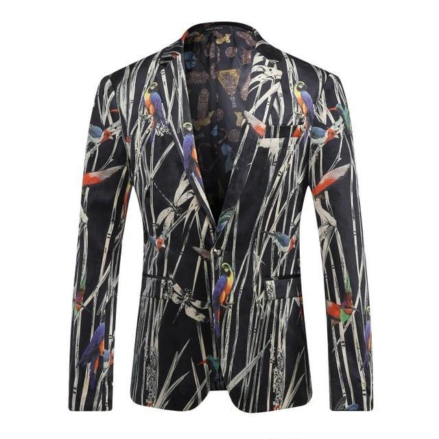 Европа и соединенные Штаты мужская одежда осенью 2016 новая зима С Длинным рукавом мода зимородок набивным бархатом куртки