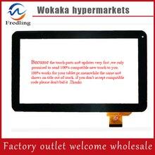 """Negro o blanco 10.1 """"pulgadas de pantalla táctil de la Tableta táctil de cristal digitalizador reemplazo del Sensor Del panel DH-0901A1-FPC10 YDT1231-A0 ZHC-166A"""