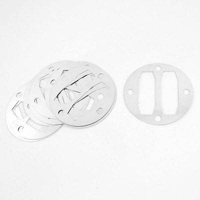 10 Pcs Aluminum Round Air Compressor Cylinder Head Gaskets Washers ...