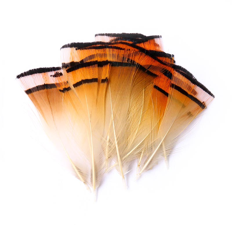 Best Selling 30 Pieces Of Chicken Feather Natural Feathers 3-7CM Wedding Dress DIY Fluffy Crafts Decorative Supplies