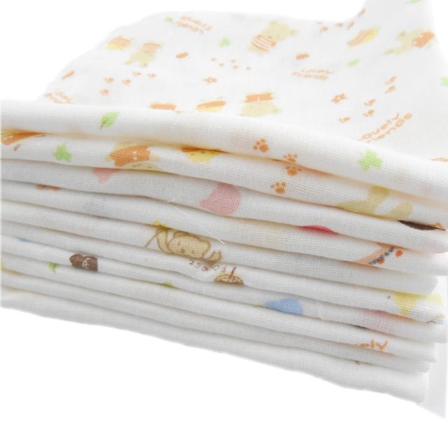 Baby Square Shaped Towels