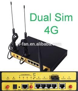 Image 1 - موازن تحميل F3946 مزدوج الشريحة نشط/نشط جهاز توجيه 4G LTE لمحطة فرعية كشك ATM