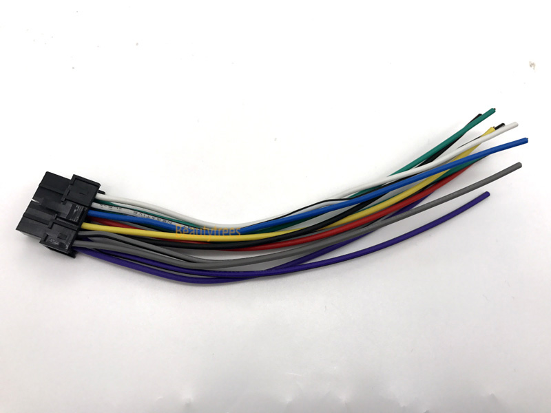 ISO Standard HARNESS for LG Car Radio Wire Cable Wiring Harness Car ...