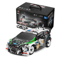 RC Racing Car K989 1/28 2.4G 4WD Brushed RC Car High Speed Radio Control Car Toy 4WD 2.4GHz Drift Remote Control Toys Kids Gift
