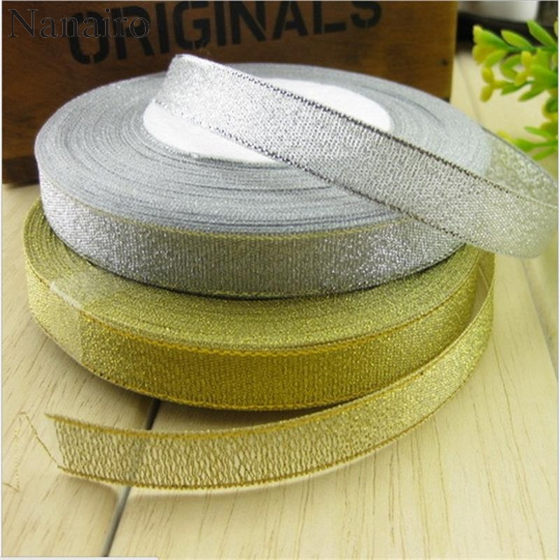 NEW 10mm//15mm//20mm//25mm//40mm//50mm Bow Ribbon Glitter Onions Belt Gift Decoration