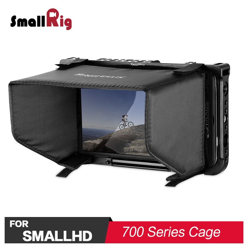 SmallRig Cage for SmallHD 700 Series Monitor With Sunhood 2131