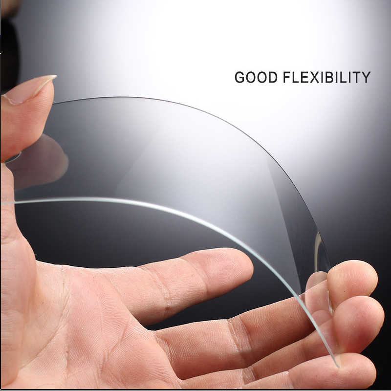 מזג זכוכית מסך מגן עבור iPhone 6 6S 7 בתוספת זכוכית סרט עבור iPhone 8 בתוספת X XR XS SE 5S הגנה קשוחה