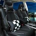 Tampa de assento do carro do inverno, alta qualidade almofada do assento de carro, verão assento de Carro almofada geral feminino Conjunto Desgaste cadeira Carro legal