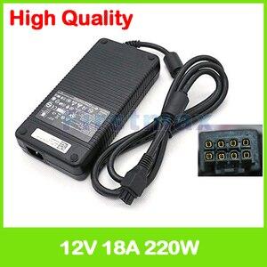 Image 1 - 12V 18A 220W AC adapter M8811 ADP 220AB B D220P 01 per Dell Optiplex SX280 GX620 GX760 745 755 760 ultra dekstop di alimentazione