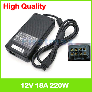 Image 1 - 12V 18A 220W AC adapter M8811 ADP 220AB B D220P 01 voor Dell Optiplex SX280 GX620 GX760 745 755 760 ultra dekstop voeding