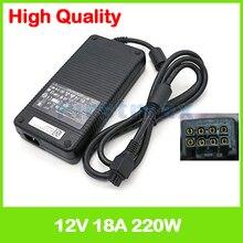 12V 18A AC Adapter 220W M8811 ADP 220AB B D220P 01 dành cho dành cho Laptop Dell Optiplex SX280 GX620 GX760 745 755 760 cực dekstop cung cấp điện