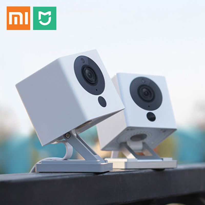 Xiaomi xiaofang 1s 1080p wifi smart camera 2MP p2p Night vision two way audio portable IR network camera dafang mijia camera