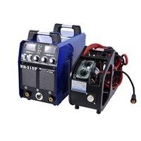 Новое поступление 220V380V двойной Напряжение сварочный аппарат NB 315F Разделение подачи проволоки CO2 сварочный аппарат 0,8 8 мм 50/60 гц Лидер продаж