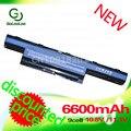 6600мач аккумулятор ноутбука  для Acer Aspire 5552G 5551G 5560 5560G 5733Z 5741 AS10D31 AS10D3E AS10D41 AS10D51 AS10D61 AS10D71 AS10D75