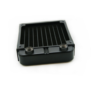 Image 2 - PC Water Cooling Aluminum Radiator Multi Channels 60mm 80mm 90mm 120mm 240mm For Computer LED Beauty Apparatus