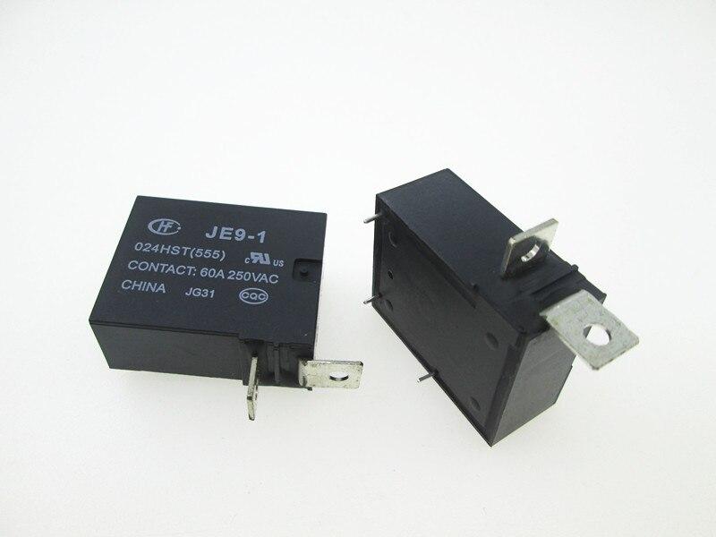 HOT NEW relay JE9 1 024HST JE9 1 024HST JE91 024HST JE91024HST 24VDC DC24V 24V 10pcs