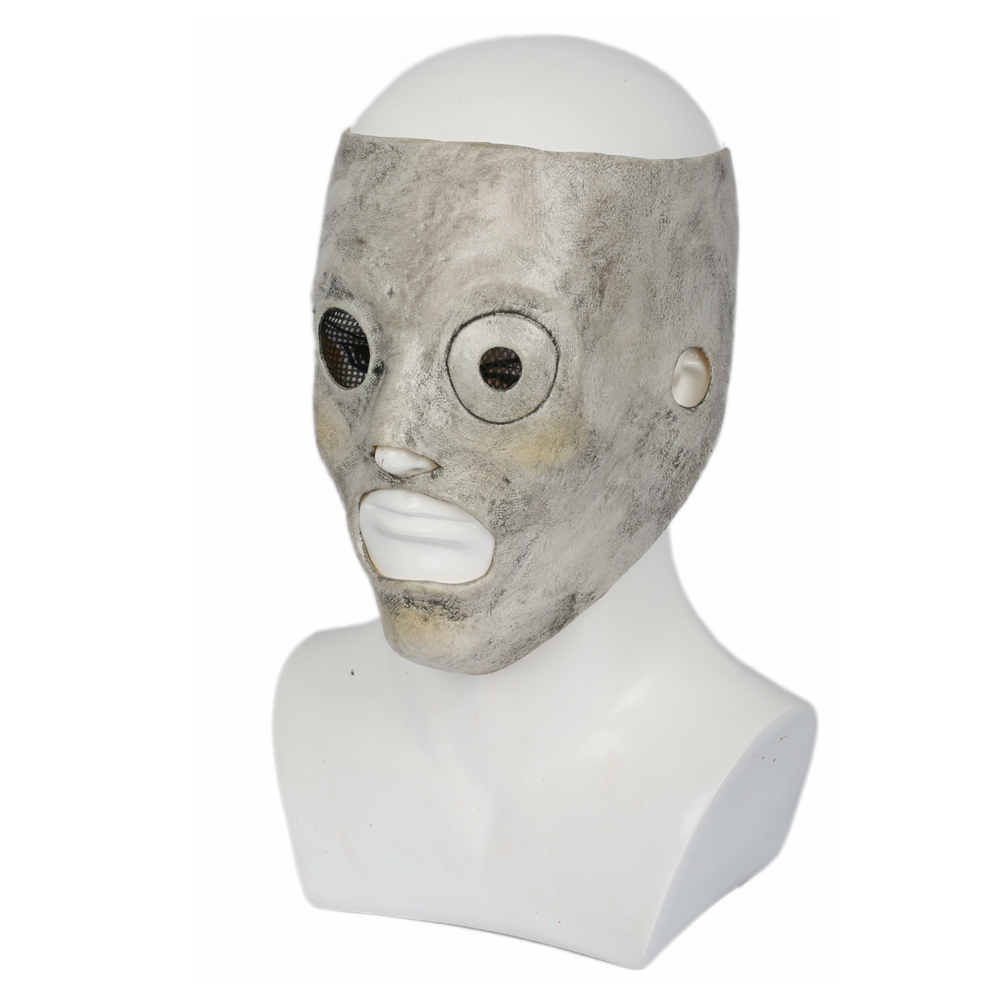 Coslive Corey Taylor Mask TV Slipknot Halloween Cosplay Csotume Props Adult Accessories for Carnival Show 1
