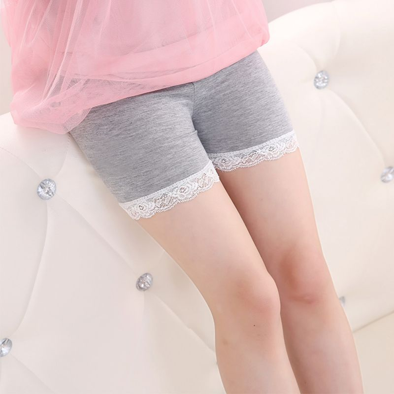 Lovely Baby Girls Safety Short Pants Underwear Leggings Girls Boxer Briefs Short Pants