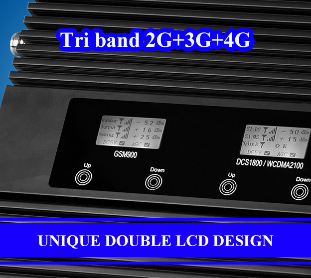 Παγκόσμια συχνότητα! Οθόνη LCD! Tri- BAND - Ανταλλακτικά και αξεσουάρ κινητών τηλεφώνων - Φωτογραφία 3