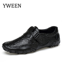 YWEEN Big Size 38 48 Slip On Casual Men Loafers Spring And Autumn Mens Moccasins Shoes