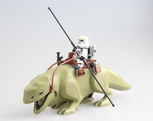 Star Wars 7 Dewback Desert Storm Soldiers Building Blocks Action Figures