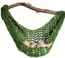 GREEN COLOR Baby Hammocks photography newborn baby basket Leisure Swinging hanging hammock rocking chair indoor outdoor relax