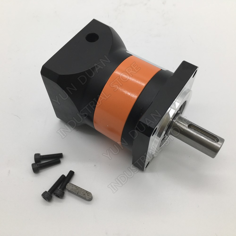Top Quality 15:1 Speed ratio 15 NEMA23 57mm Planetary Reducer 12 Arcmin Gearbox Reducer for Closed Loop Stepper MotorTop Quality 15:1 Speed ratio 15 NEMA23 57mm Planetary Reducer 12 Arcmin Gearbox Reducer for Closed Loop Stepper Motor